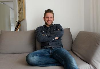 Hausbesuch bei David Reichelt