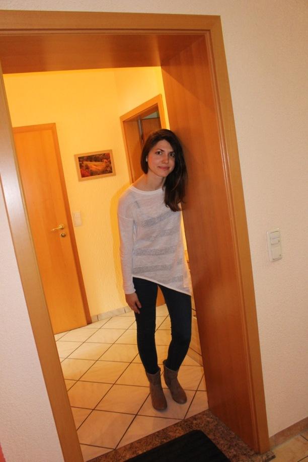 Hausbesuch bei Antoniya Yordanova